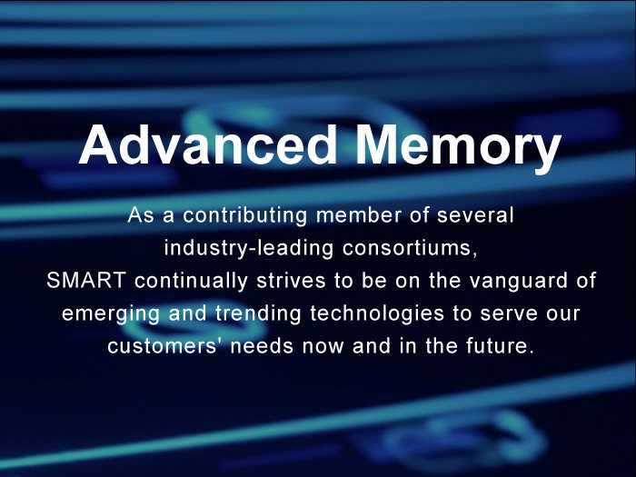 Advanced Memory - SMART Modular