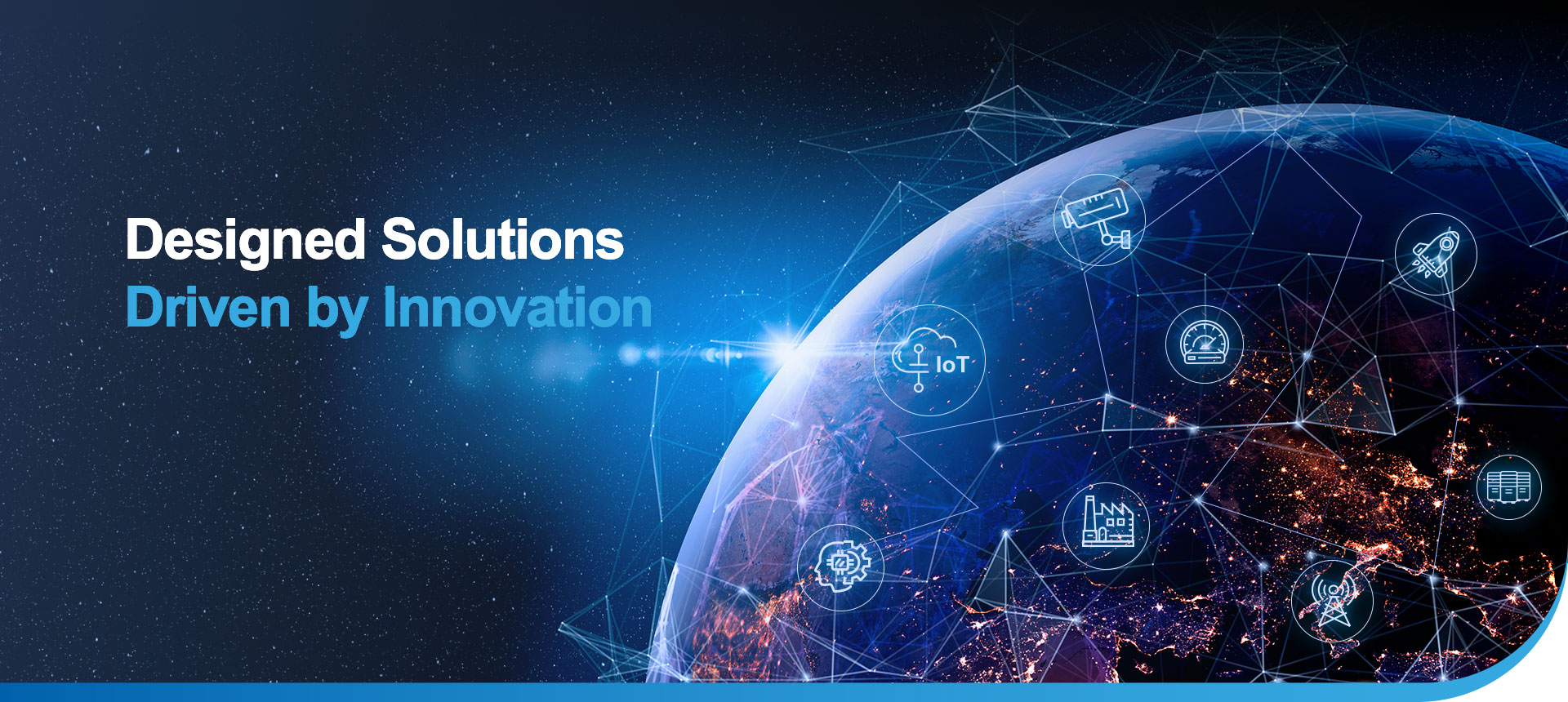 Design Solutions Driven by Innovation