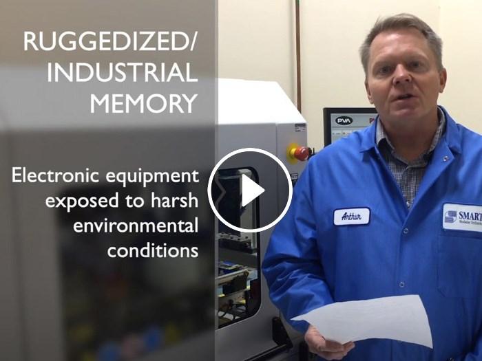 Ruggedized/Industrial Memory Video