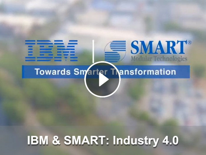 IBM & Smart Modular Technologies : Towards Smarter Transformatio