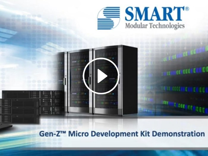 GenZ Micro Dev Kit Demo