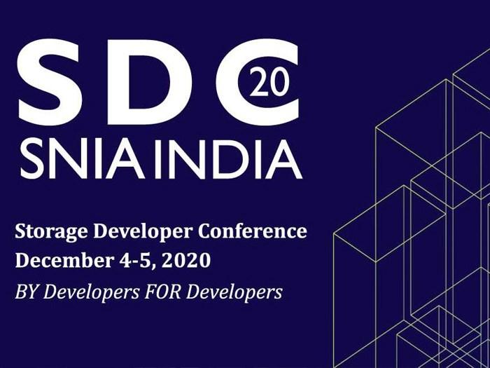 Storage Developer Conference 2020, India