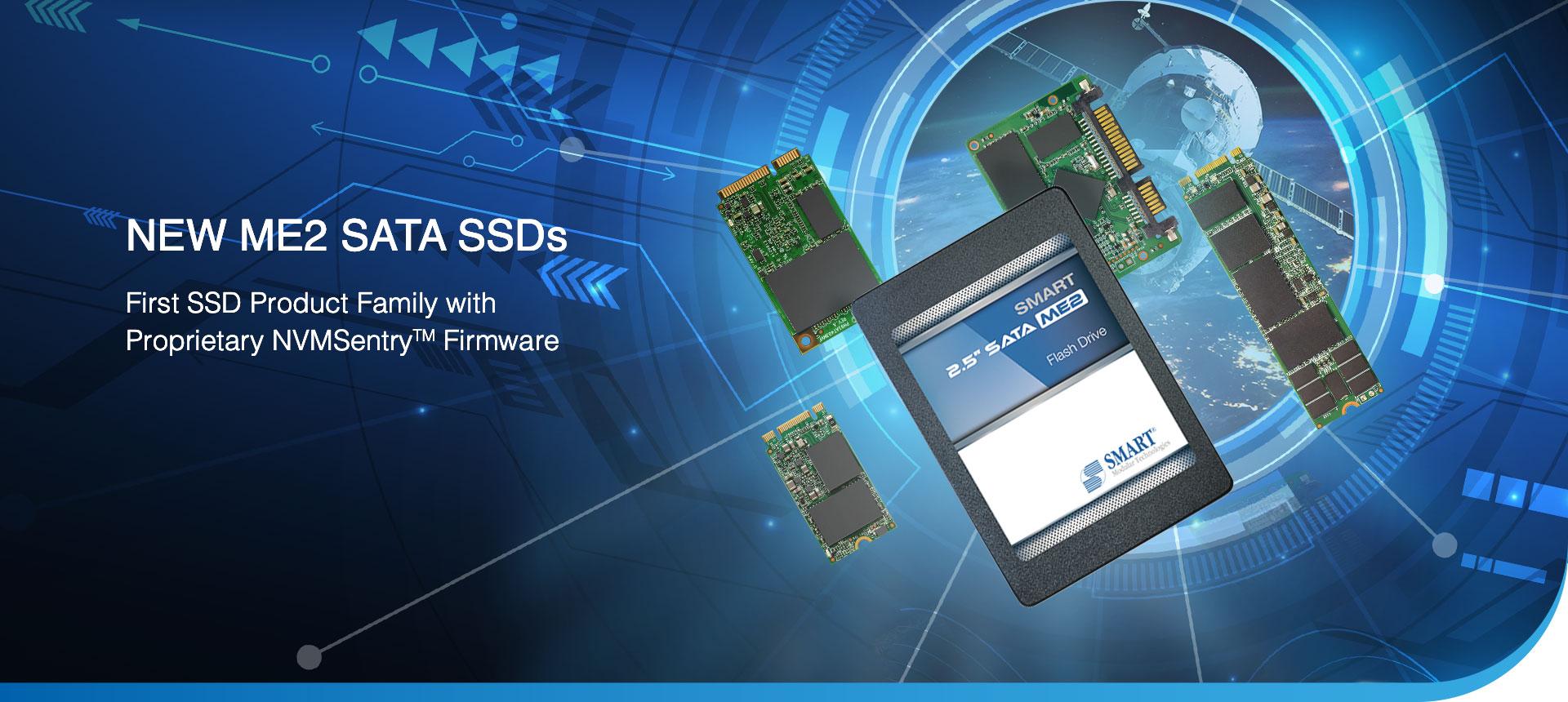 ME2 SATA SSD