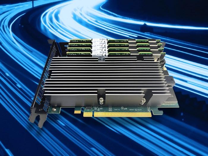 Kestral PCIe Optane AIC
