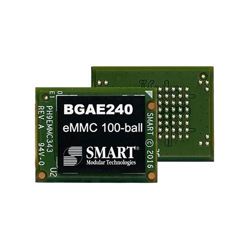 SMART_BGAE240_eMMC_100_ball