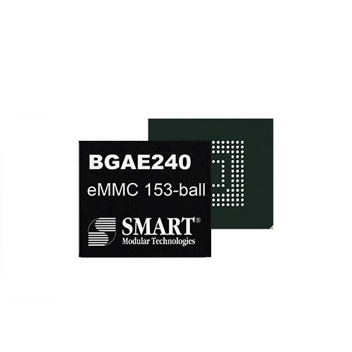 SMART_BGAE240_eMMC_153_ball
