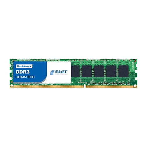 DDR3 UDIMM ECC