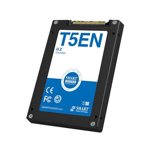 T5EN TLC U.2 PCIe NVMe SSD